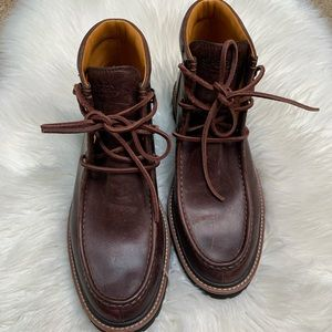 Sperry Gold Cup men's ankle boots